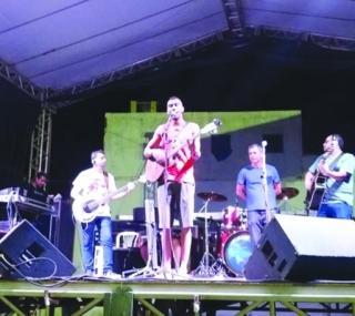 Festival de Talentos em SFI