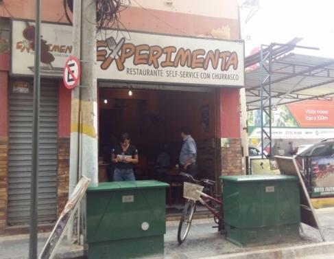 Restaurante Experimenta foi assaltado