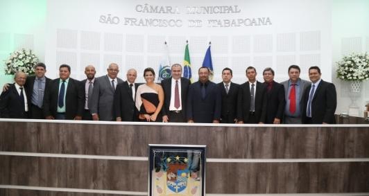 Nova sede do Legislativo foi inaugurada