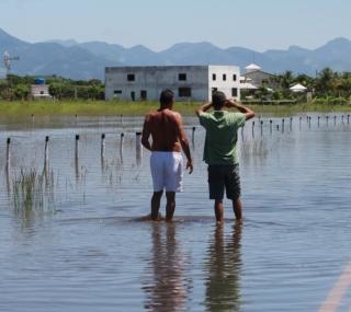 Alagamento em Lagoa de Cima (Antônio Leudo)
