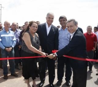 Enel inaugurou 1º centro-satélite de SJB