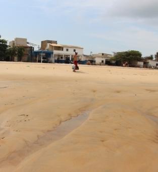 Assoreamento em São João da Barra