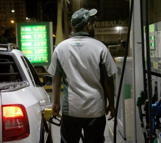 Preço da gasolina voltou a subir