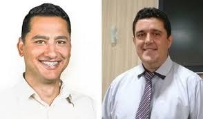 Thiago Miquilito e Marcão Gomes