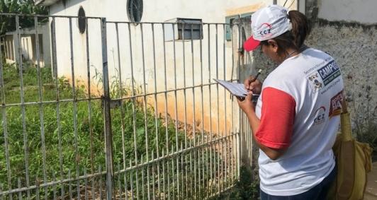 Mutirão contra o Aedes aegypti