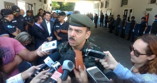 Secretário de Segurança Pública, Richard Nunes
