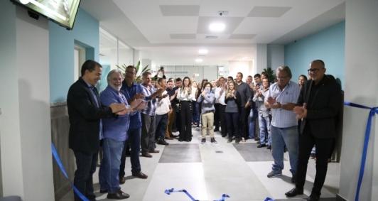 Centro Médico do HPC inaugurado