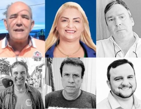 Candidatos em Cabo Frio
