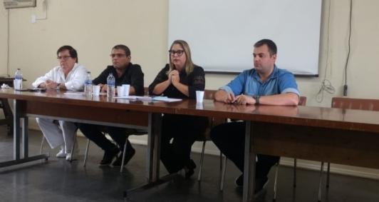 Coletiva sobre caso de chikungunya em Campos
