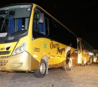 Transporte universitário em SJB