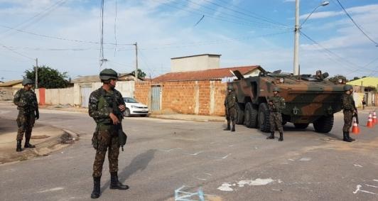 Operação Integração reúne forças de segurança nacional