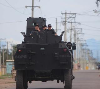 Megaoperação em Guarus