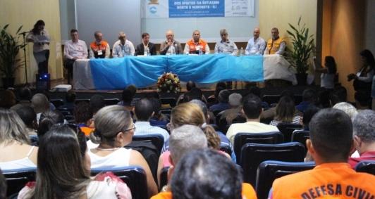 Congresso foi aberto no Centro de Convenções da Uenf