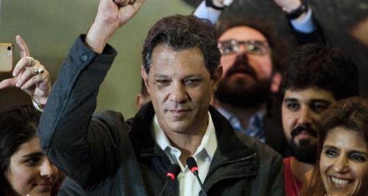 Bolsonaro e Haddad baixaram o tom em busca de apoio