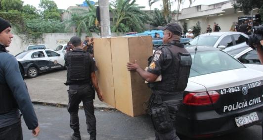Operação Verde Oliva deflagrada em Guarus
