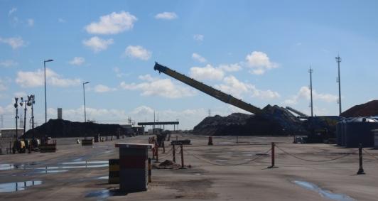 Terminal de minério do Açu