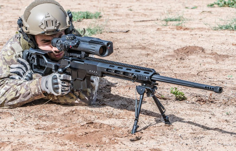 Rifle sniper DAN 0,338