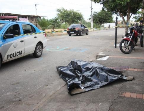 Homicídio no Parque Prazeres