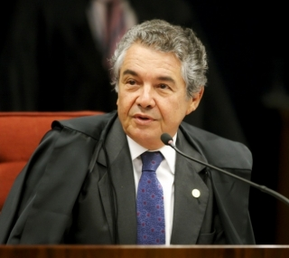 Ministro Marco Aurelio Mello