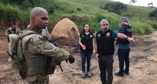 Operação de combate trabalho escravo no RJ
