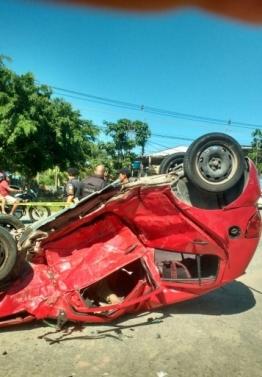 Acidente na rodovia Serramar matou homem