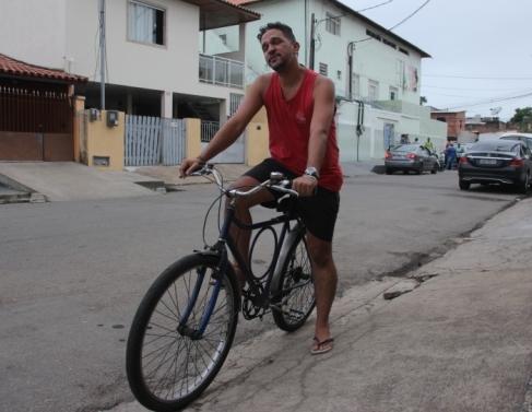 Hábito de ciclismo é passado de pais para filhos