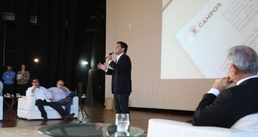Seminário de Desenvolvimento Regional (Foto: Genilson Pessanha)