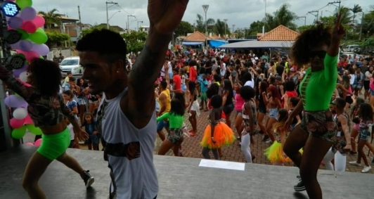Ragha nos Bairros (Foto: Divulgação)