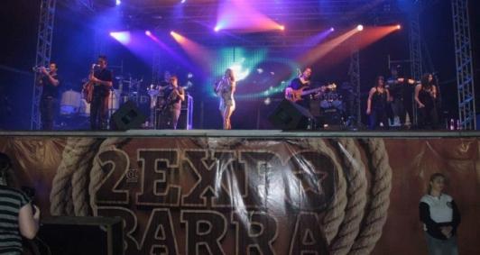 Show com Cheiro de Amor na edição de 2012
