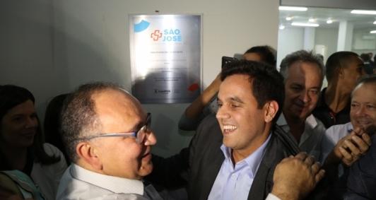 Inauguração UPH São José