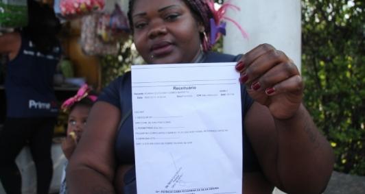 Pacientes da UPA reclamam de estrutura (Foto: Genilson Pessanha)