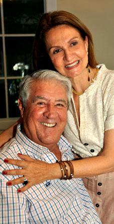 Dulce e Walter Godoy, um casal muito especial