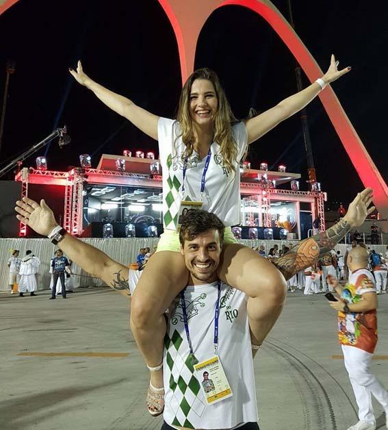 Marco Antônio Alvite Vazquez, marido de Clarissa, desde fevereiro, abiscoita, mensalmente, um gordo contracheque de 10 mil reais