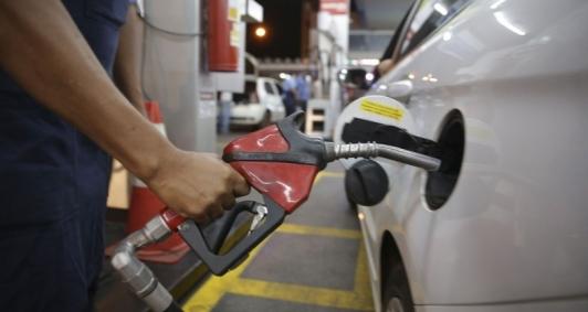 Combustível mais caro