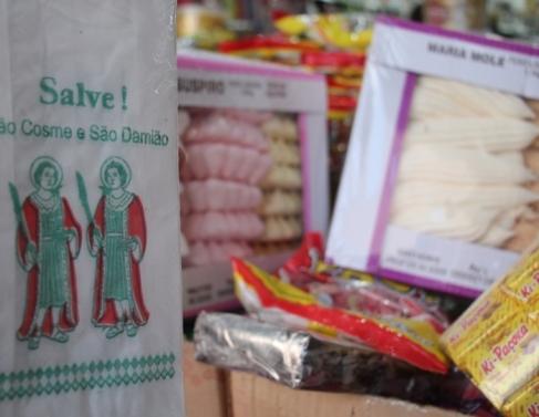 Venda de doces cresce às vésperas do festejo