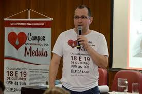 Fernando Costa - Organizador da Campanha