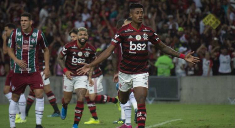 Foto: Alexandre Vidal - Flamengo