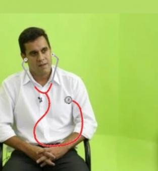 Doutor Rafael e a saúde