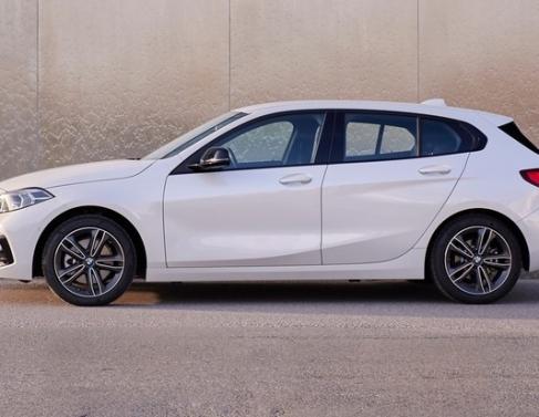 BMW anuncia venda da terceira geração do Série 1