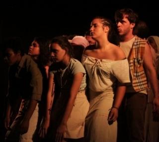 Festival é oportunidade para alunos do Centro de Formação Artística mostrarem aprendizado