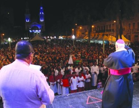 Diocese de Campos abre hoje o triênio preparatório para seu 100º aniversário
