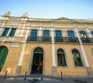 Museu Histórico fica na Praça São Salvador