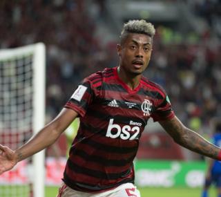 Após Gabigol, Fla anunciou permanência de Bruno Henrique
