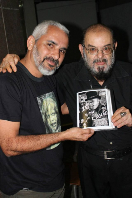 Fã do cineasta José Mojica Marins, morto no mês passado e que tem 10 filmes na Spcine Play, Wellington Cordeiro elogiou a medida adotada pela plataforma