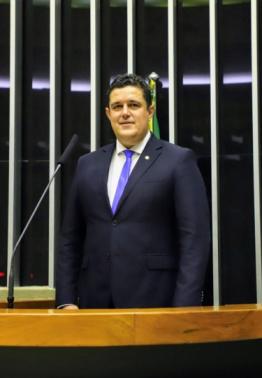 Marcão Gomes é deputado federal