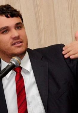 Thiago Ferrugem — Advogado