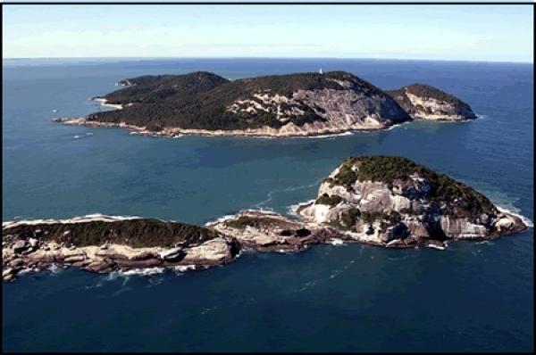Ilhas que formam o arquipélago estão entre os principais pontos turísticos macaenses
