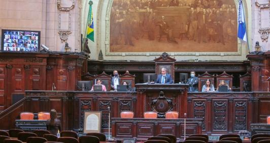 Reunião do Fórum Rio de Desenvolvimento