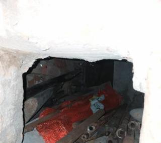 Oficina cladestina de armamento (Foto: Divulgação)
