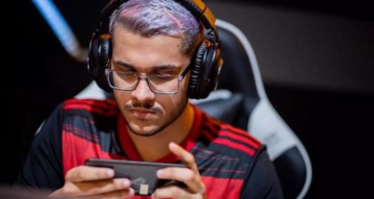 Jogador de Free Fire do Flamengo João JM777